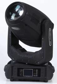 Sharpy 280W 10r Beam Moving Head Spot Light 3 In 1 Czarny Obraz Z Ekranem dotykowym